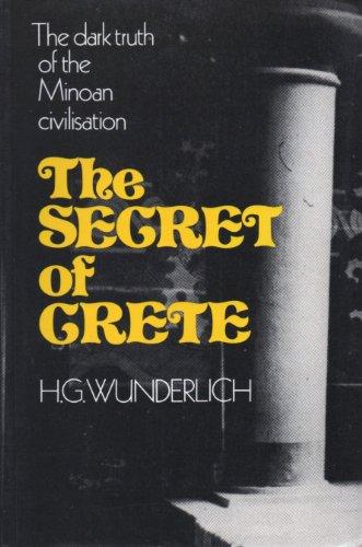 9780285628489: Secret of Crete