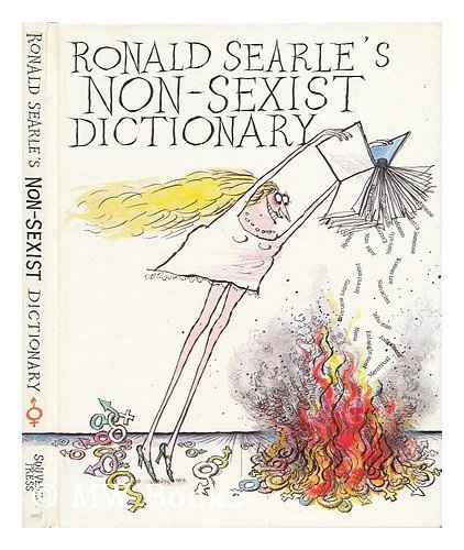 NON-SEXIST DICTIONARY: SEARLE, RONALD