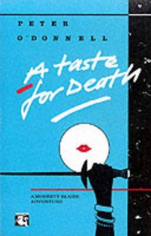 9780285629158: Taste for Death