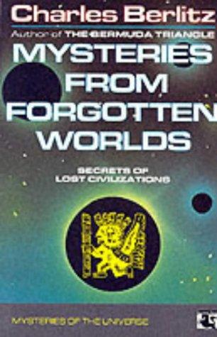 Mysteries from Forgotten Worlds: Berlitz, Charles
