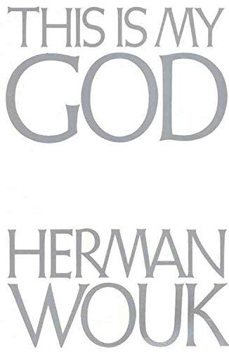 9780285630673: THIS IS MY GOD: The Jewish Way of Life