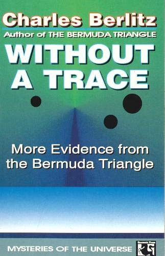 9780285631953: Without a Trace