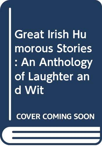 9780285632509: Great Irish Humorous Stories: An Anthology of Laughter and Wit