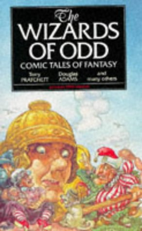 9780285633087: Wizards of Odd: Comic Tales of Fantasy