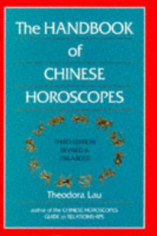 9780285633476: The Handbook of Chinese Horoscopes