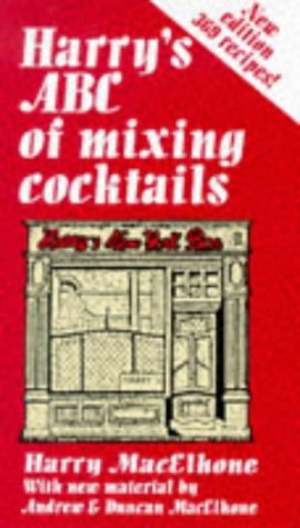 9780285633582: Harry's ABC of Mixing Cocktails