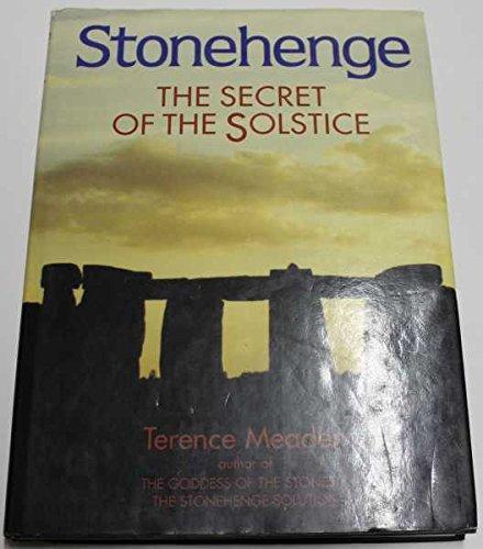 9780285633759: Stonehenge: The Secret of the Solstice