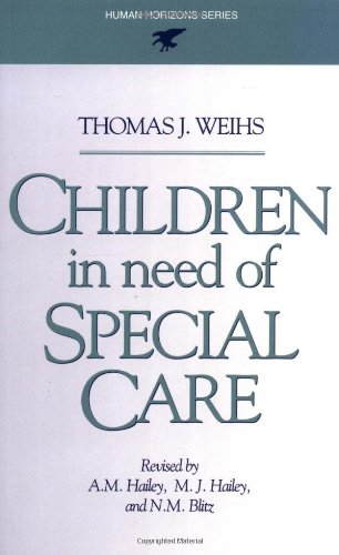 9780285635692: Children in Need of Special Care (Human horizons)