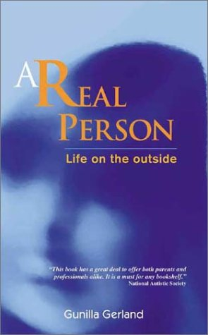 9780285636620: A Real Person: Life on the Outside