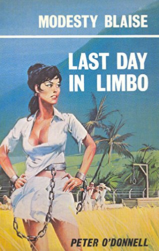 9780285636750: Last Day in Limbo (Modesty Blaise series)