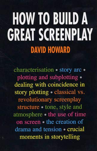 9780285637269: How to Build a Great Screenplay