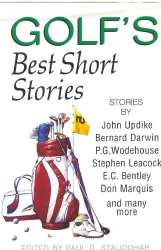 9780285637795: Golf's Best Short Stories