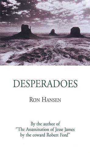 9780285638181: Desperadoes