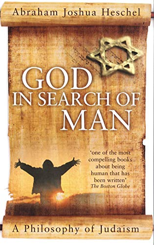 9780285638365: God in Search of Man: A Philosophy of Judaism