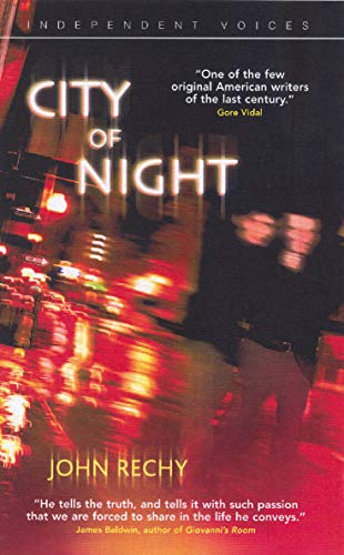 9780285638372: City of Night (Independent Voices) (Independent Voices)