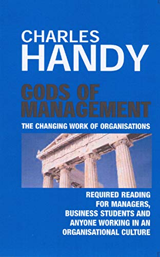 9780285638440: Gods of Management