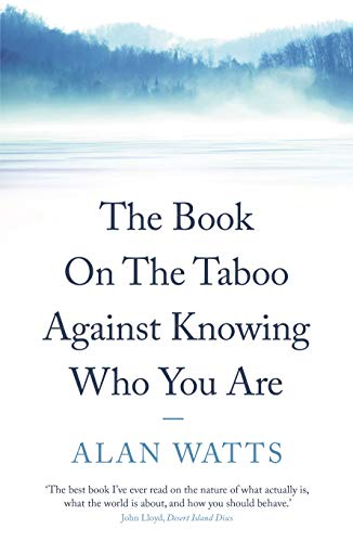 9780285638532: The Book: On the Taboo Against Knowing Who You Are