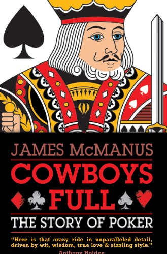9780285638716: Cowboys Full: The Story of Poker