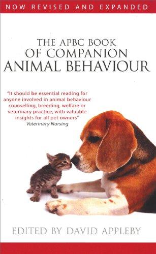9780285638877: The APBC Book of Companion Animal Behaviour