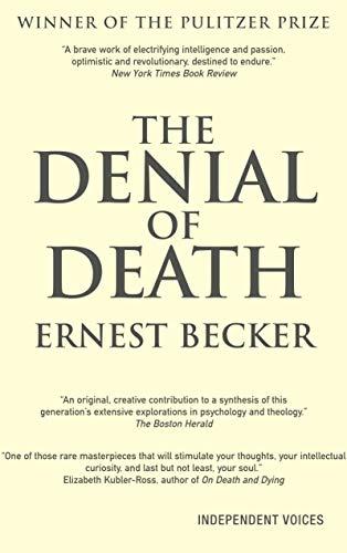 9780285638976: Denial of Death