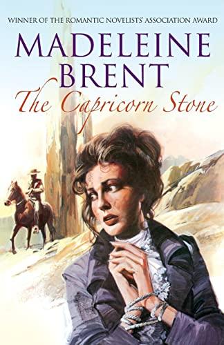 9780285642157: The Capricorn Stone (Madeleine Brent)