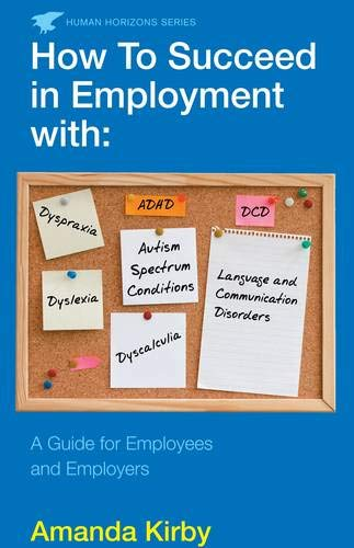 9780285642454: How to Succeed in Employment with Specific Learning Difficul