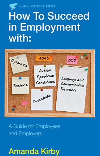 9780285642461: How to Succeed in Employment with Specific Learning Difficulties