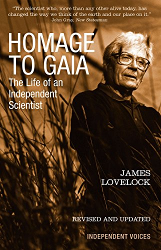 Homage to Gaia (Independent Voices): Lovelock, James