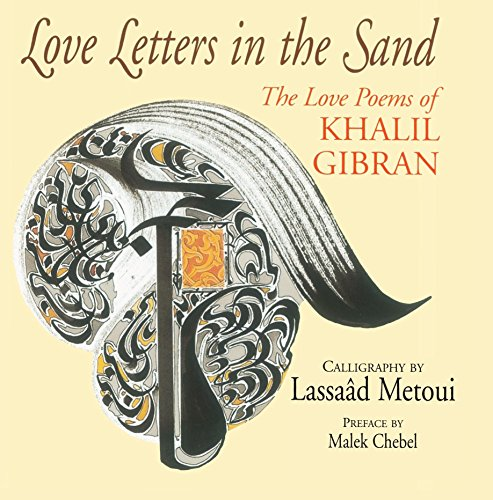 9780285643314: Love Letters in the Sand: The Love Poems of Khalil Gibran