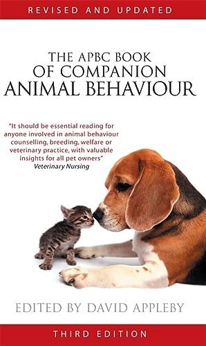 The APBC Book of Companion Animal Behaviour: Souvenir Press