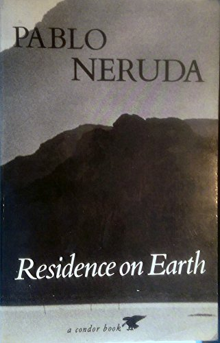 9780285647725: Residence on Earth (Condor Books)