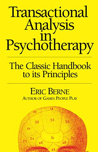 9780285647763: Transactional Analysis in Psychotherapy