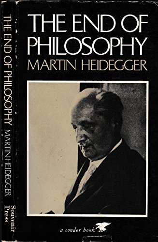 9780285647800: End of Philosophy (Condor Books)