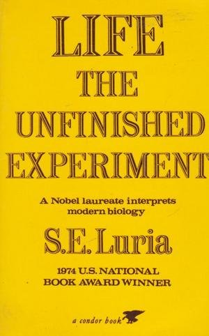 9780285648050: Life The Unfinished Experiment