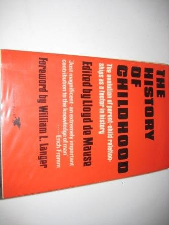 9780285648067: History of Childhood (Condor Books)