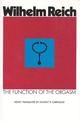 9780285649705: Function of the Orgasm (Condor Books) (Condor Books)