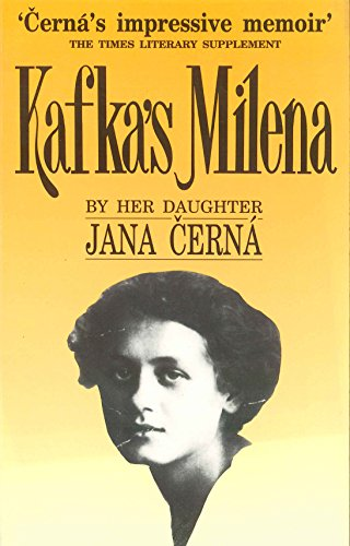9780285650657: Kafka's Milena