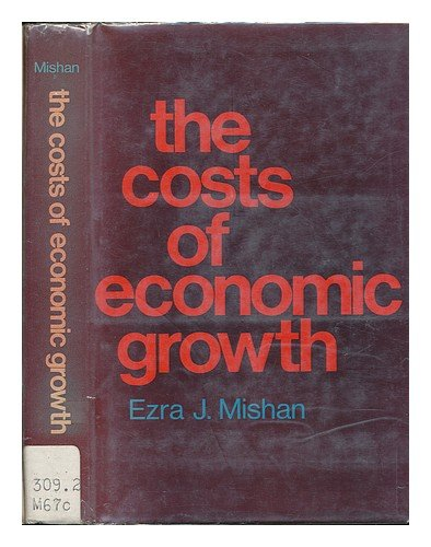 9780286616195: Costs of Economic Growth