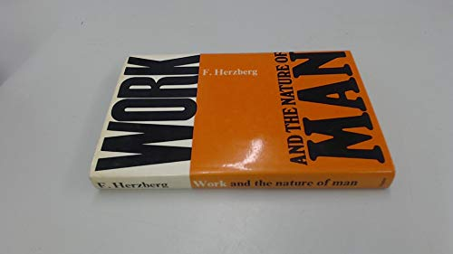 9780286620734: Work and the Nature of Man