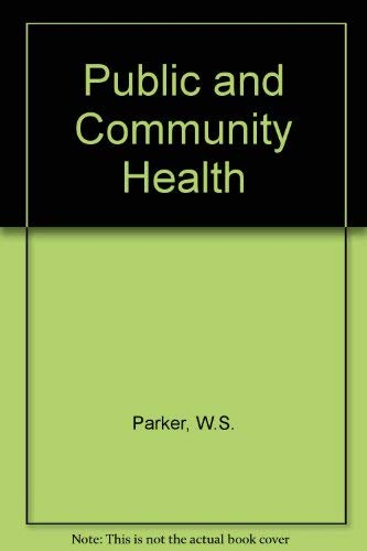 9780286627511: Public and Community Health