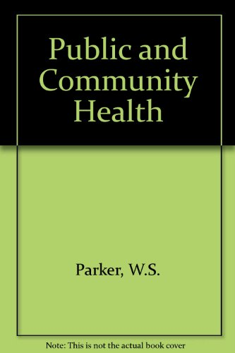 9780286630245: Public and Community Health