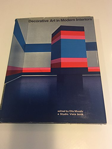 9780289277270: Decorative art in modern interiors 1968/69: yearbook of international furniture and decoration, Volume 58