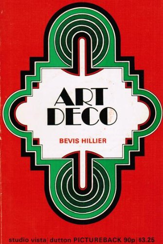 Art Deco of the 20s and 30s: Hillier, Bevis