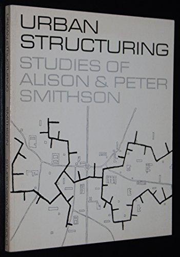 9780289278611: Urban Structuring