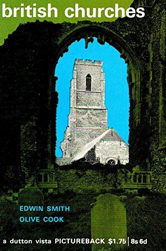 British Churches (Picturebacks S): Edwin Smith,Olive Cook