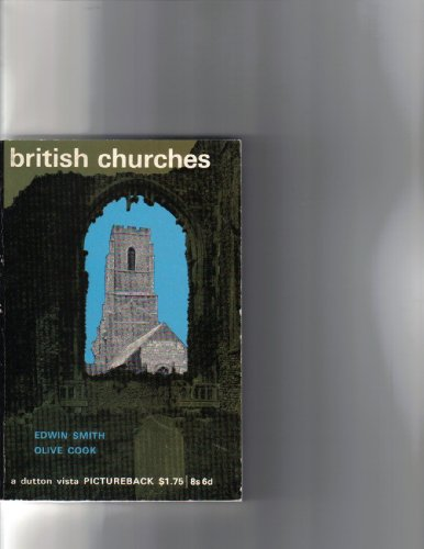 British Churches (Picturebacks S): Edwin Smith,Olive Cook