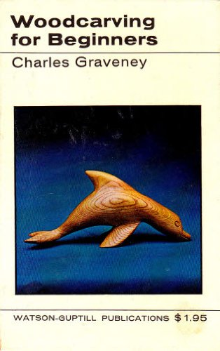 Woodcarving for Beginners: Charles Graveney