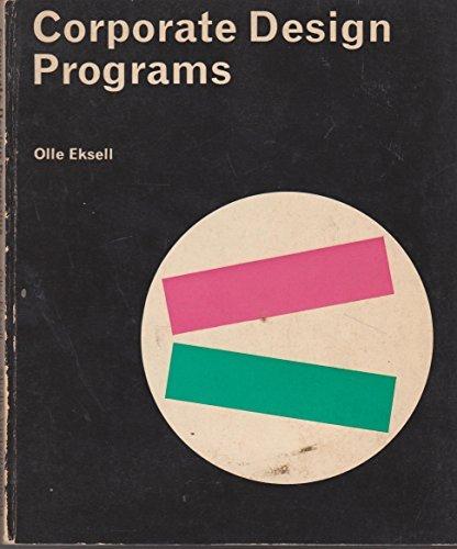 Corporate Design Programs.: Olle Eksell