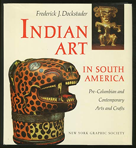 9780289370162: South American Indian Art