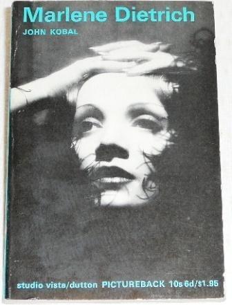 9780289370223: Marlene Dietrich